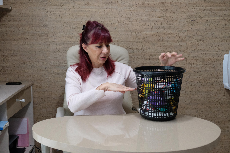 Колко е пълно кошчето ви за емоционален боклук?